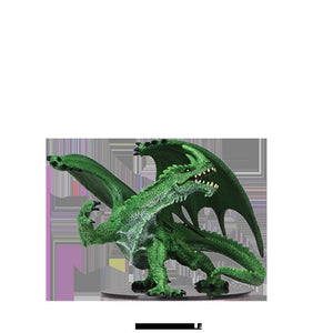PATHFINDER: DEEP CUTS: UNPAINTED MINIATURES - GARGANTUAN GREEN DRAGON
