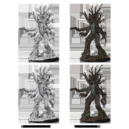 DUNGEONS AND DRAGONS: NOLZUR'S MARVELOUS UNPAINTED MINIATURES - TREANT