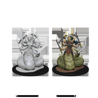 DUNGEONS AND DRAGONS: NOLZUR'S MARVELOUS UNPAINTED MINIATURES - MARILITH