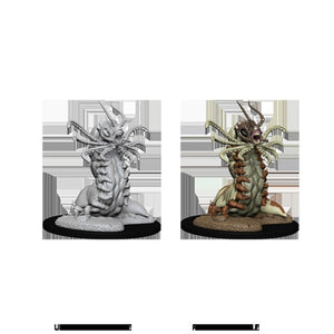 DUNGEONS AND DRAGONS: NOLZUR'S MARVELOUS UNPAINTED MINIATURES - CARRION CRAWLER