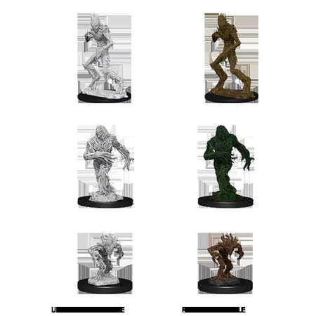 DUNGEONS AND DRAGONS: NOLZUR'S MARVELOUS UNPAINTED MINIATURES - BLIGHTS