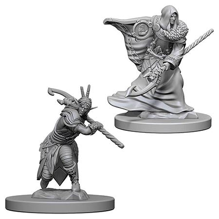 DUNGEONS AND DRAGONS: NOLZUR'S MARVELOUS UNPAINTED MINIATURES - MALE GOLIATH FIGHTER