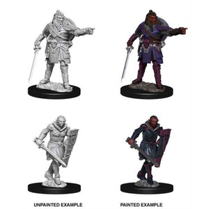 DUNGEONS AND DRAGONS: NOLZUR'S MARVELOUS UNPAINTED MINIATURES - HOBGOBLINS