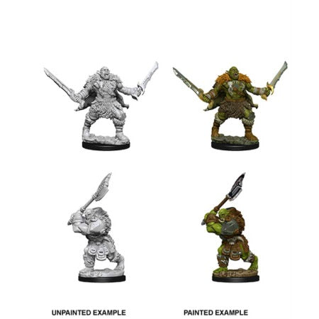 PATHFINDER: DEEP CUTS UNPAINTED MINIATURES - ORCS