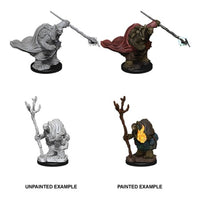 DUNGEONS AND DRAGONS: NOLZUR'S MARVELOUS UNPAINTED MINIATURES - TORTLES ADVENTURERS