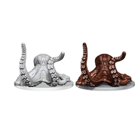 DEEP CUTS UNPAINTED MINIATURES - GIANT OCTOPUS