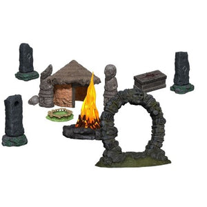 WIZKIDS 4D SETTINGS: JUNGLE SHRINE