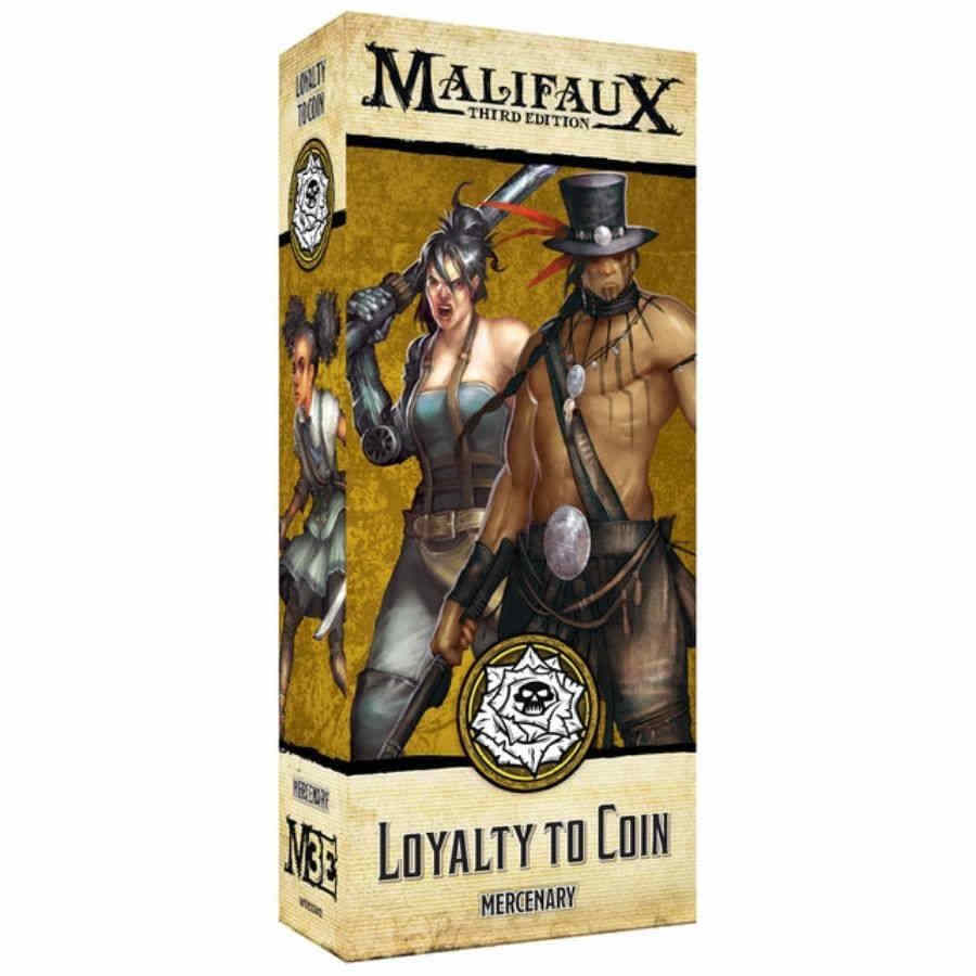 MALIFAUX 3RD EDITION: LOYALTY TO COIN