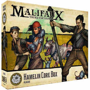 MALIFAUX 3RD EDITION: HAMELIN CORE BOX