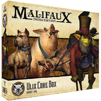 MALIFAUX 3RD EDITION: ULIX CORE BOX