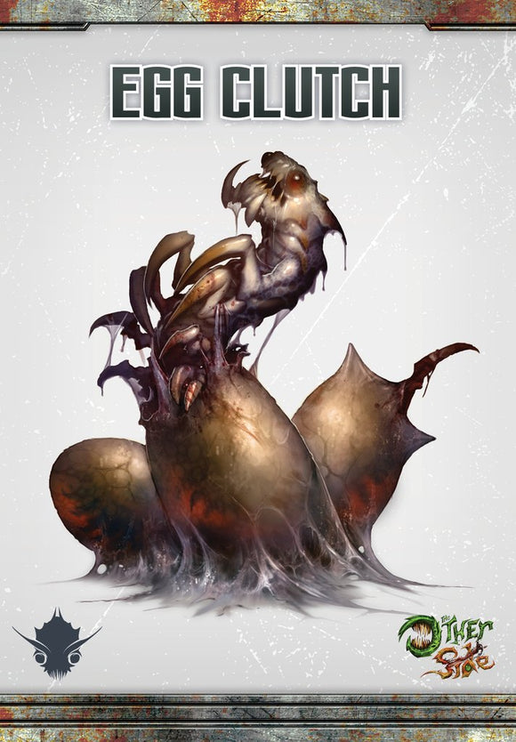 WYRD: THE OTHER SIDE - GIBBERING HORDES - EGG CLUTCH