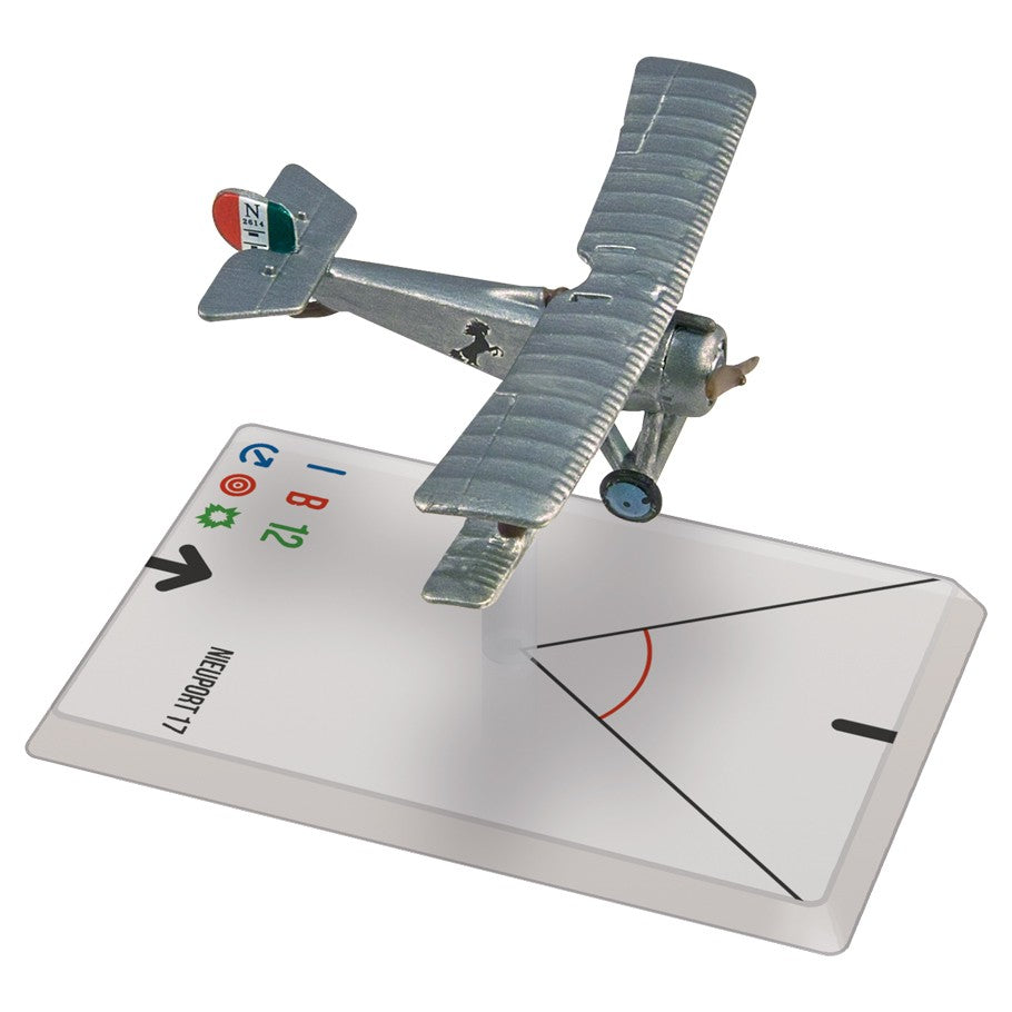 Wings of Glory Nieuport 17 (Baracca)