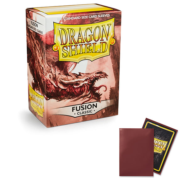 Dragon Shield Sleeves: Standard- Classic Fusion (100 ct.)