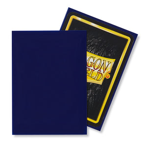 Dragon Shield Sleeves: Standard- Classic Night Blue (100 ct.)