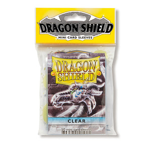 Dragon Shield Sleeves: Japanese- Classic Clear (50 ct.)