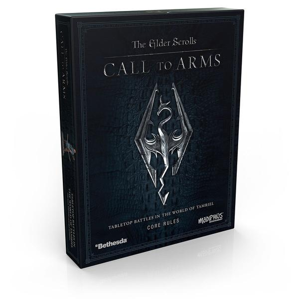 The Elder Scrolls: Call to Arms Core Rules Boxed Set