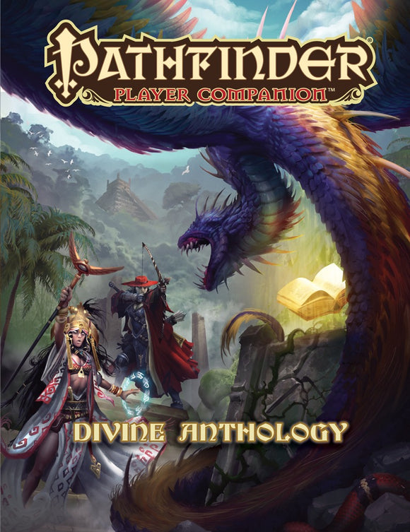 Pathfinder Player Companion: Divine Anthology (Paperback)