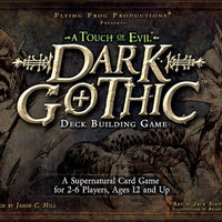 A Touch of Evil: Dark Gothic Deck Building Card Game