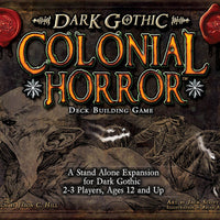 Dark Gothic: Colonial Horror Deck Building Game (Standalone Expansion)