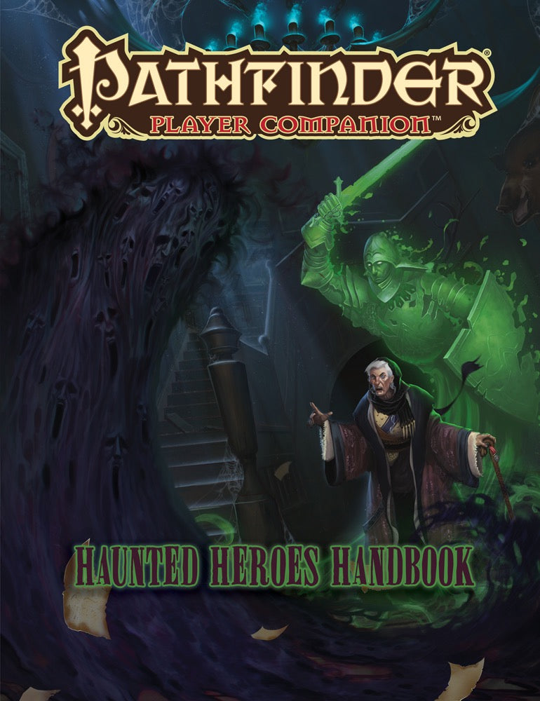 Pathfinder Player Companion: Haunted Heroes Handbook (Paperback)