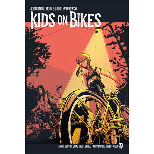 Kids on Bikes (Softcover)