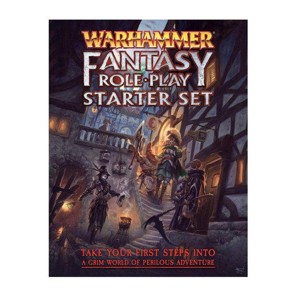Warhammer Fantasy Role-Play Starter Set (4th Edition.)