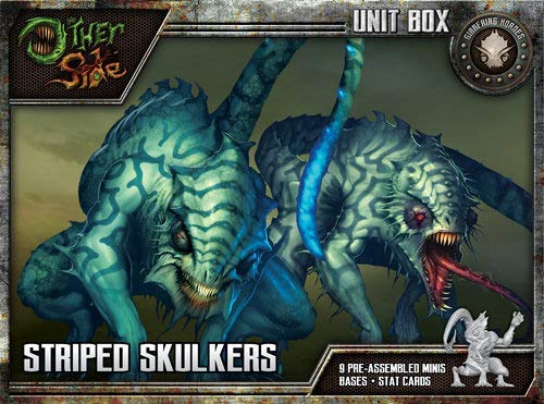 WYRD: THE OTHER SIDE - GIBBERING HORDES - STRIPED SKULKERS