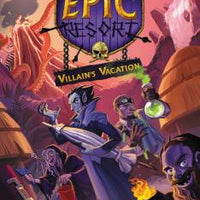 Epic Resort: Villain's Vacation Expansion (Requires Full Version of Epic Resort to Play)