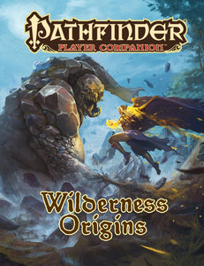 Pathfinder Player Companion: Wilderness Origins (Paperback)