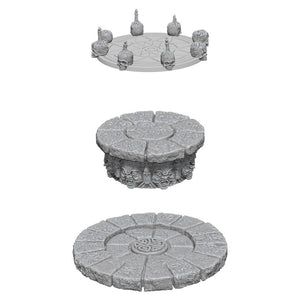 DEEP CUTS UNPAINTED MINIATURES - MAGIC DIAS