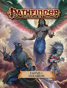 Pathfinder Campaign Setting: Faiths of Golarion (Paperback)