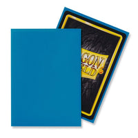 DRAGON SHIELD SLEEVES: STANDARD- CLASSIC SKY BLUE(100 CT.)
