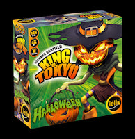 King of Tokyo Halloween Board Game (Expansion)