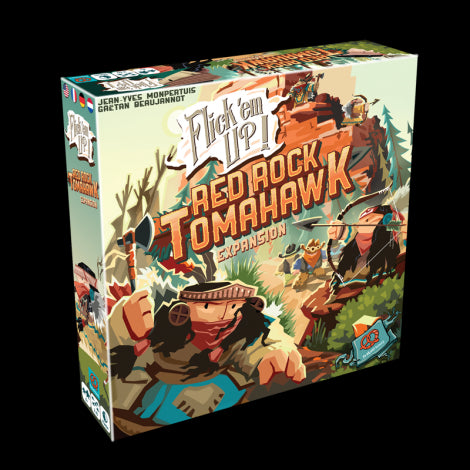 Flick Em Up - Red Rock Tomahawk (Expansion)
