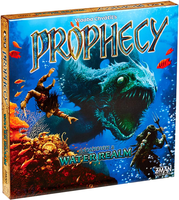 Prophecy: Water Realm (Expansion)