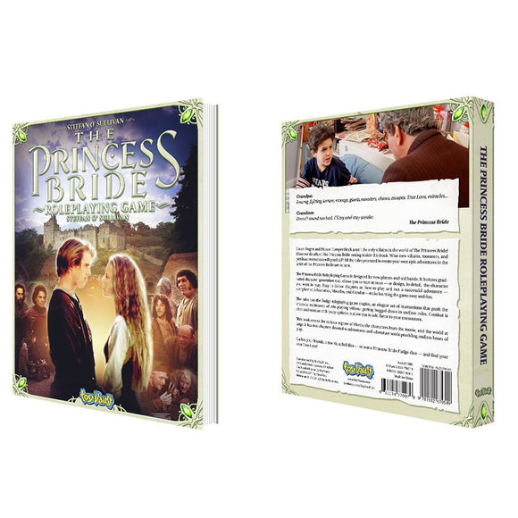 The Princess Bride RPG (Hardcover)
