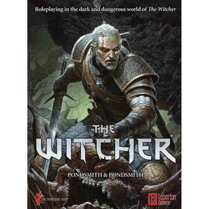 The Witcher Rpg: Core Rulebook (Hardcover)