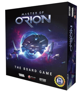 Master of Orion Board Game