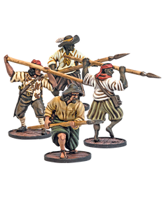 Blood & Plunder - LANCEROS UNIT