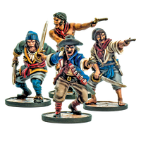 Blood & Plunder - MARINS UNIT