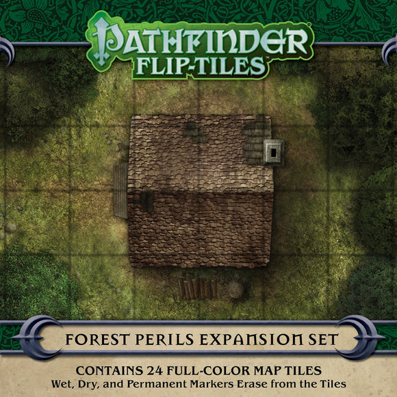 Pathfinder Flip-Tiles: Forest Perils Expansion Set
