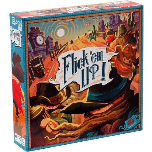 Flick'em Up! - (Third Edition)
