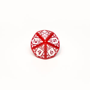 Blood & Plunder - (SPANISH) Set Of 12 x 10 Sided Dice