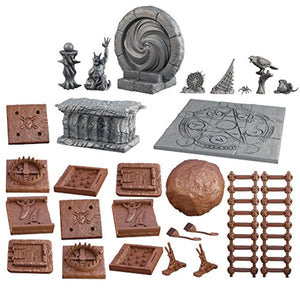 Mantic Terrain Crate: Dark Lord's Tower 27 Piece Set