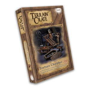 Mantic Terrain Crate: Torture Chamber 21 Piece Set