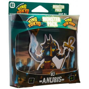 King of Tokyo - Monster Pack #3 Anubis (Expansion)