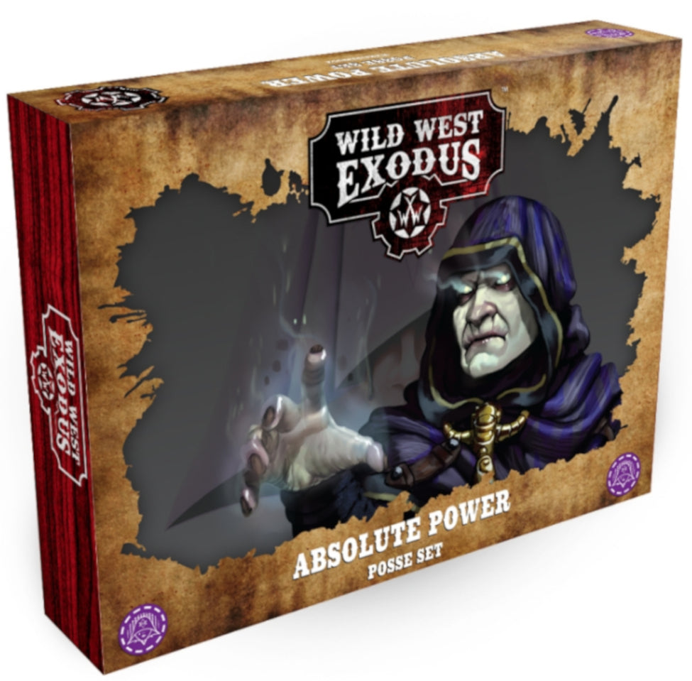 Wild West Exodus: Absolute Power Posse Set