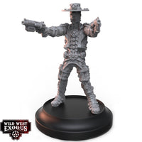 Wild West Exodus: Armoured Justice Posse Set