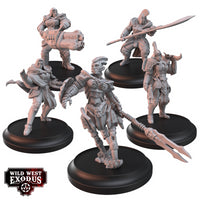 Wild West Exodus: Divine Intervention Posse Set