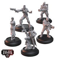 Wild West Exodus: Father of the Enlightened Posse Set